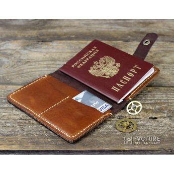 Обложка на паспорт CP 011