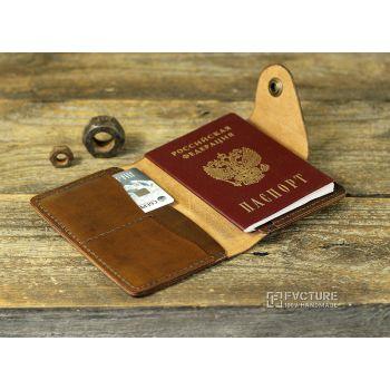 Обложка на паспорт CP 012