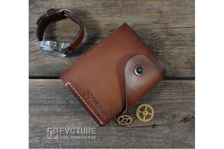 Кожаное портмоне для документов водителя PR 015