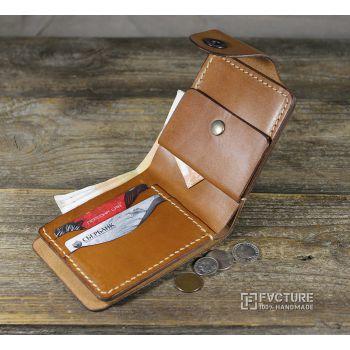 Кожаный кошелек PR 003