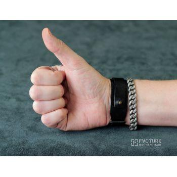 Кожаный браслет BR 001
